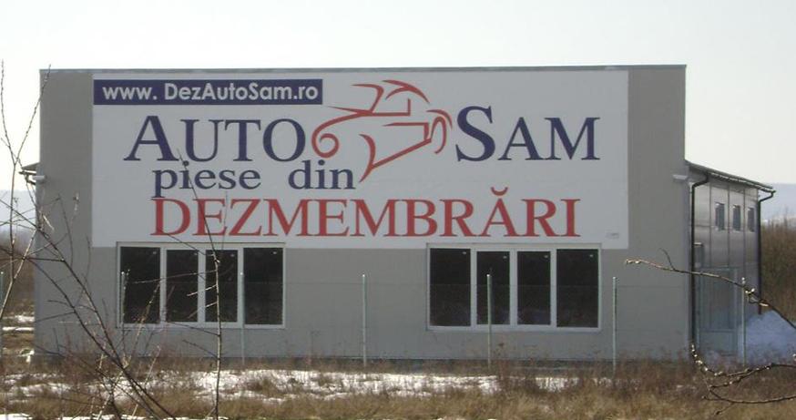 Dezmembrari Auto SAM 1