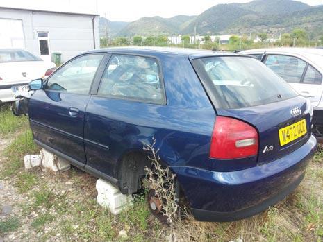 Dezmembrari Audi A3 (8L1) [An 1996-2003] 1.8i