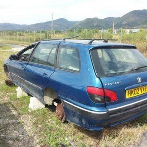 Dezmembrari Peugeot 406 break [An 1996-2005] 2.0 hdi