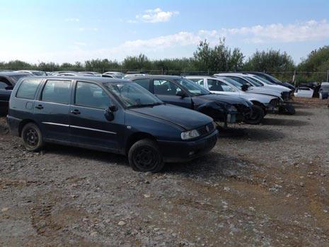 Dezmembrez Vw Polo Variant (6KV5) 1.4 16v Vw Polo Variant (6KV5) [An 1997-2001] 1.4 16v