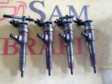 0445110340 Injector Peugeot 207 cc, 1.6 HDI, 9HP, 92cp