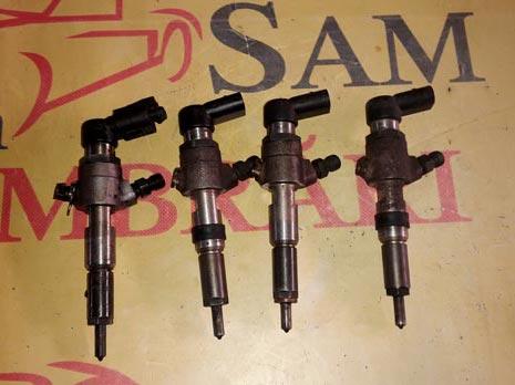 Injectoare Ford Fiesta 5, 1.4tdci 9645988580