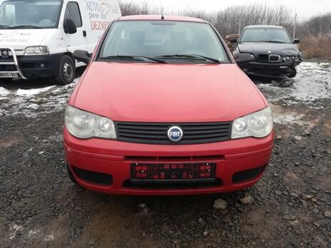 Dezmembrari Fiat Albea 1.4 benzina, 2008