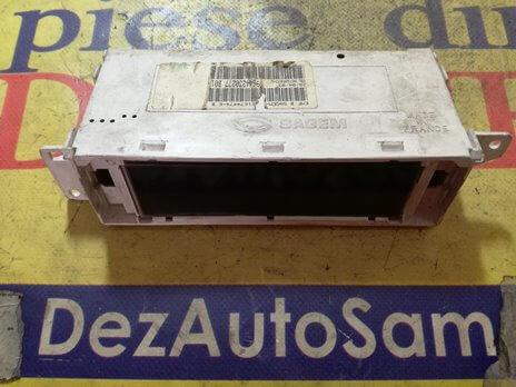 Display Peugeot 406 coupe 9644230277