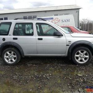 Dezmembrez Land Rover Freelander 2.0 TD4 Facelift 2005