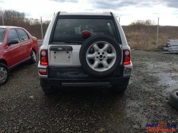 Dezmembrez Land Rover Freelander 2.0 TD4 Facelift