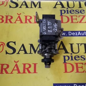 Pompa Injectie 0470504215, Opel Vectra C 2.0 DTI cu 2 mufe