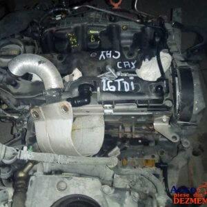 Motor complet fara anexe Volkswagen Golf 6 (5K1) 1.6 tdi CAY