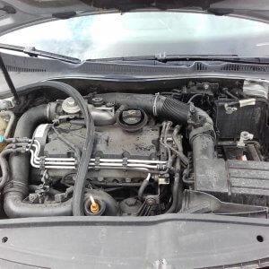 Motor complet fara anexe Volkswagen Golf 5 (1K1) 1.9 TDI BKC