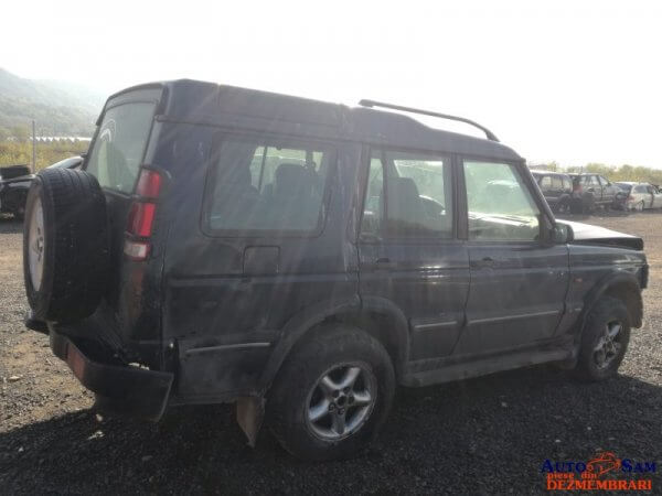 Dezmembrez Land Rover Discovery 2, 2.5