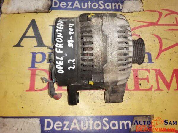 Alternator Opel Vectra B 2.2 DTI 100A, 0123500008