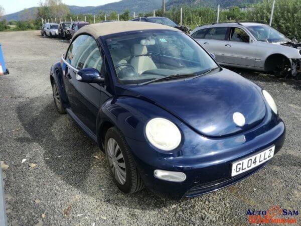Dezmembrari Volkswagen New Beetle 1.4 16v