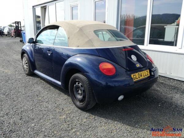 Dezmembrari Volkswagen New Beetle 1.4