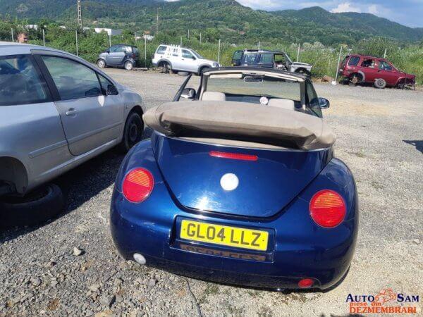 Dezmembrari Volkswagen New Beetle