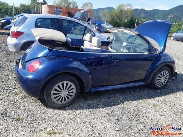 Dezmembrari Volkswagen New Beetle Cabriolet